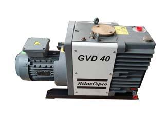 GVD40至GVD275双级油润滑旋片式真空泵