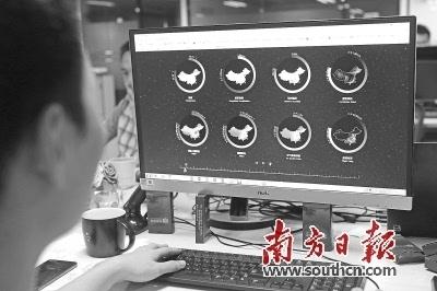 《南方日报》华傲数据在广东5年创业比肩腾讯百度
