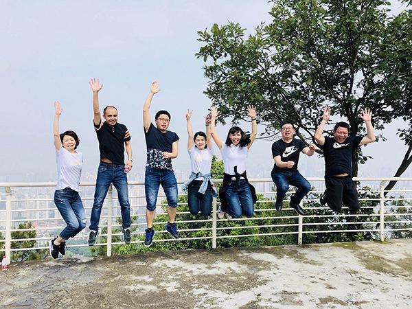 国药集团重庆医药设计院有限公司2018五四青年节系列活动