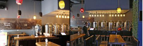 自酿啤酒屋和精酿啤酒屋加盟开店从无到有(准备篇)