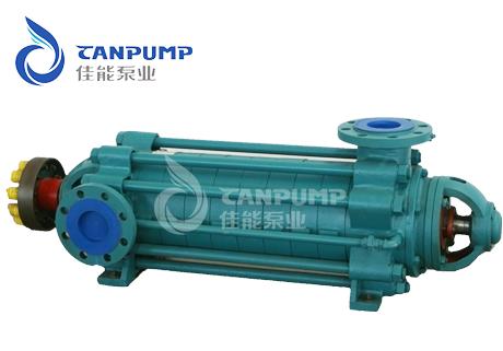 D型卧式多级离心泵的使用说明书-装配和拆卸