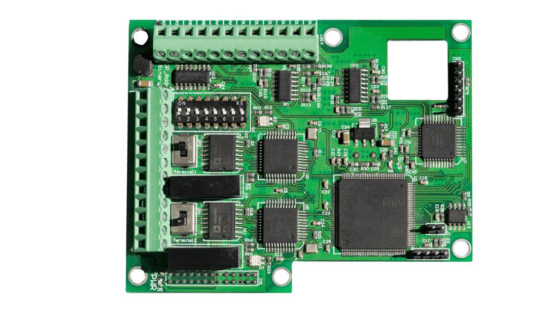 刚刚,蓝海华腾新一代工业总线Profibus-DP通讯扩展卡如约而至!