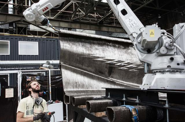Tech Senses: 3D Print Bridge with Titans