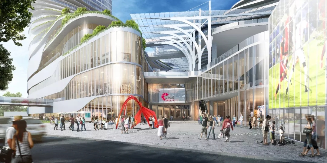 新快报:明星项目迭出,增城商业将蝶变