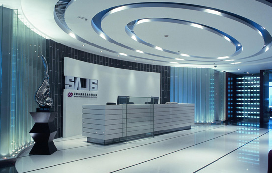 深圳思科软件公司武汉分公司前厅