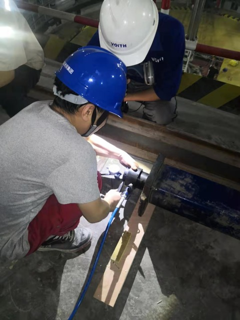 拜尔(Baier)液压扳手 助力中国三峡集团乌东德水电站枢纽工程机电设备安装的工程项目