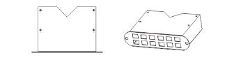MPOMTP Patch Panel 1U