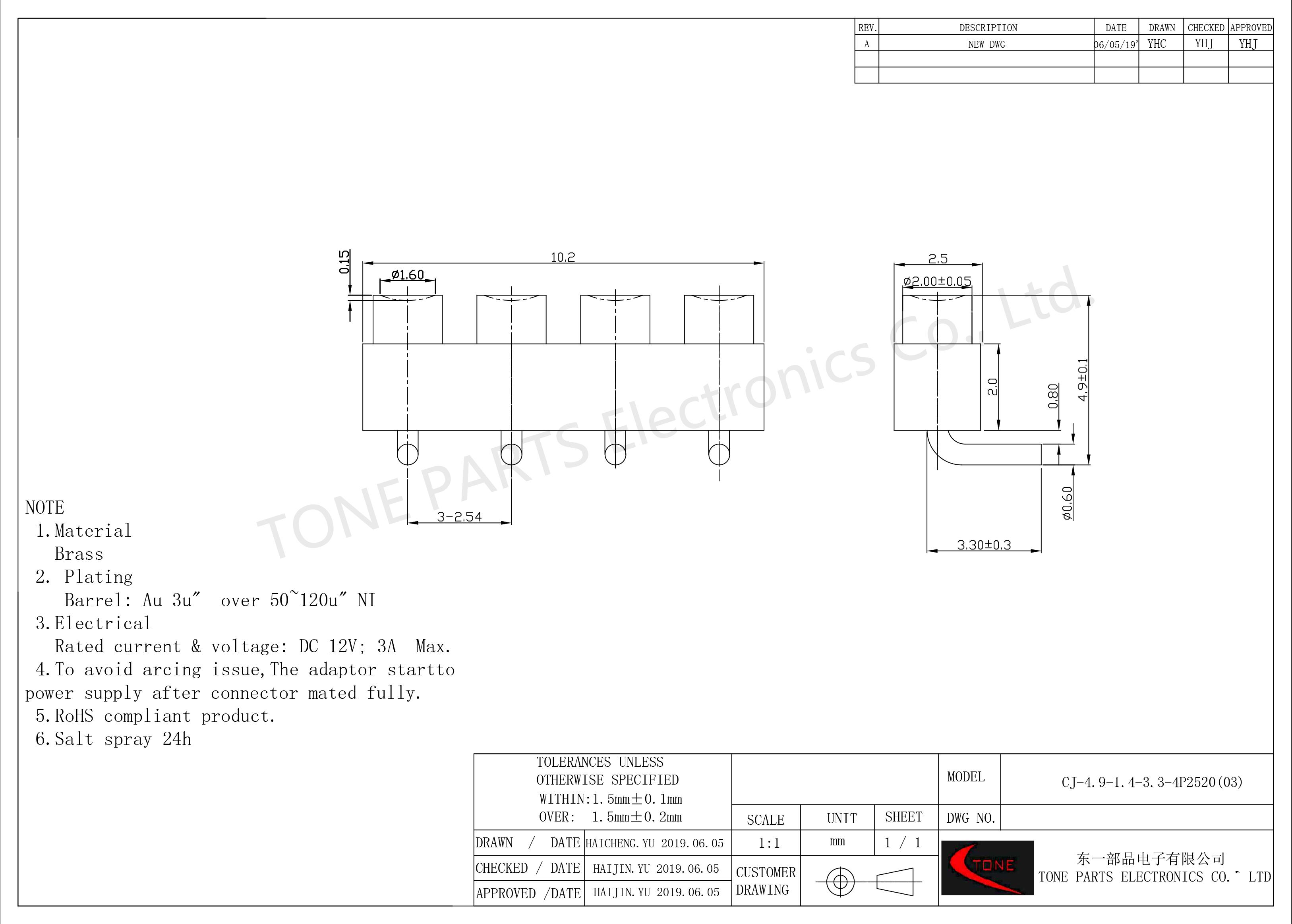 CJ-4.9-1.4-3.3-4P2520