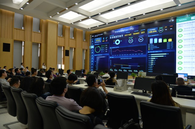 Gao Xinxing is building a high-quality smart city in the home of Ningxiang citizens.