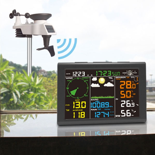 FT-0835-WIFI Professional Internet Weather Staion