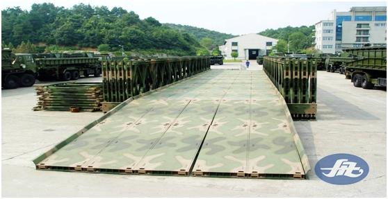 HZCB200装配式公路钢桥