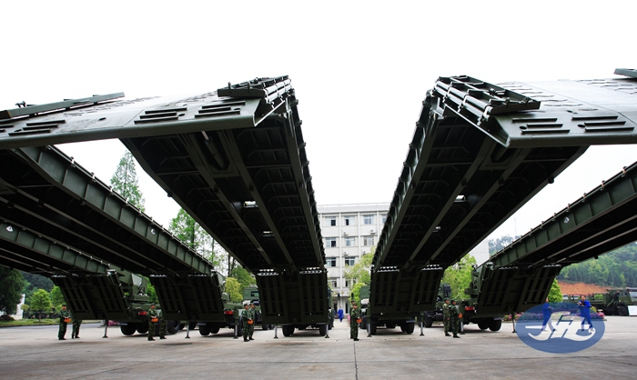 HZ应急特重型机动铁路站台