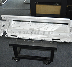 格力空调外壳三维扫描
