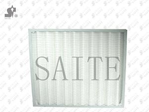 潔凈室潔凈廠房平板式初效空氣過濾器