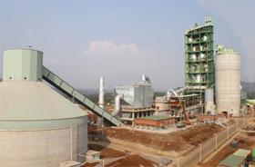 印尼苏加武眉5000t/d水泥生产线项目