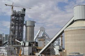 埃塞俄比亚DANGOTE 5000t/d熟料水泥生产线承包项目