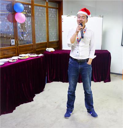 特别的礼 给特别的你|2016年海格物流圣诞party精彩回顾