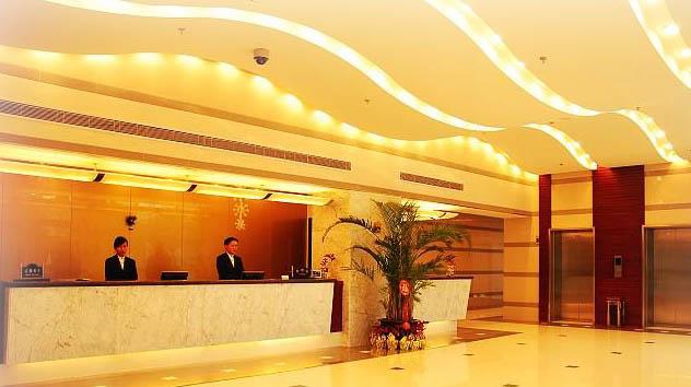 济南蓝天宾馆
