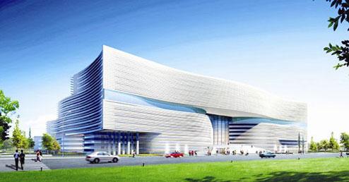湖北图书馆新馆