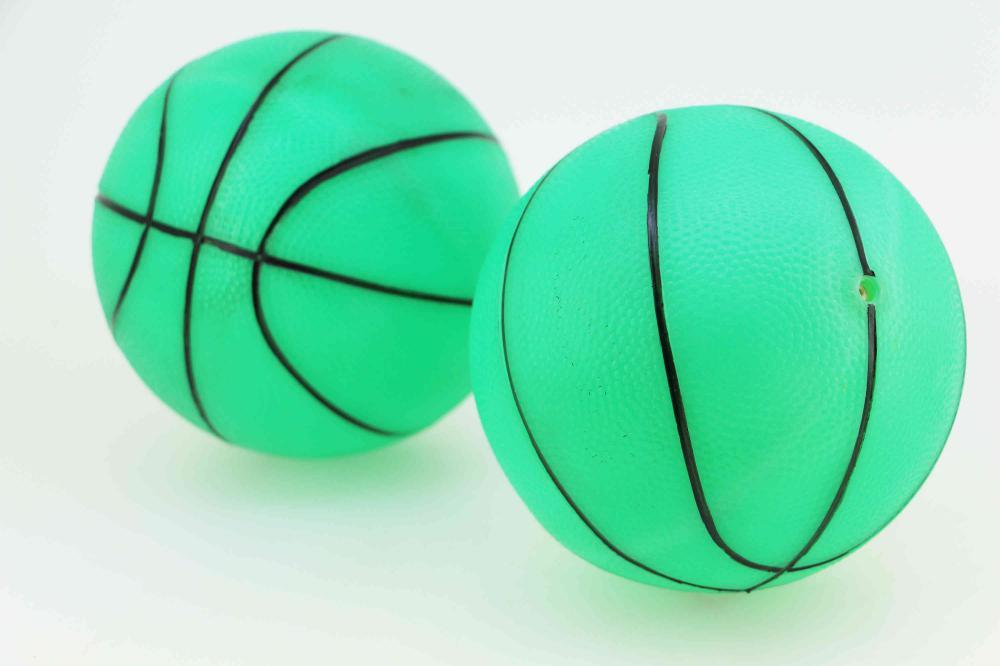 PVC塘胶系列夜光篮球