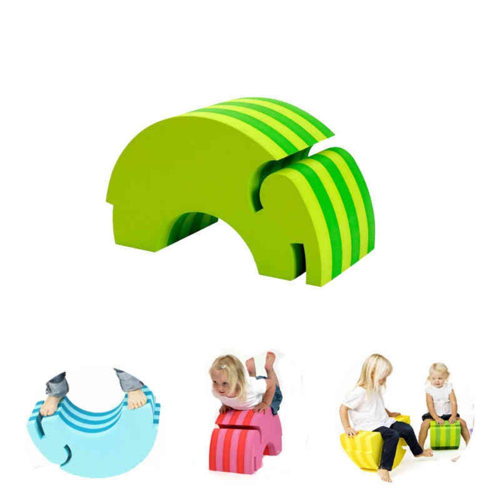 幼儿园桌椅EVA泡沫拼接儿童桌椅套装