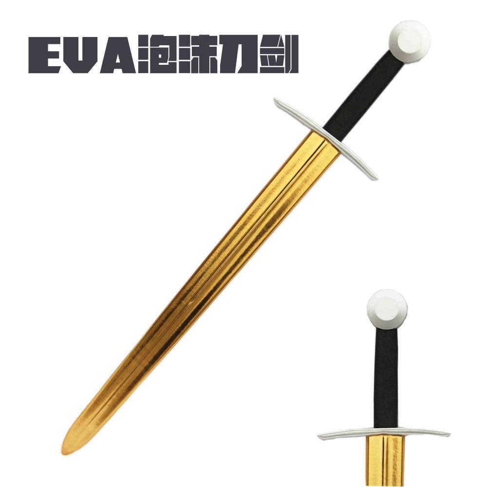 旅游景区工艺品批发3DEVA泡沫动漫玩具刀剑