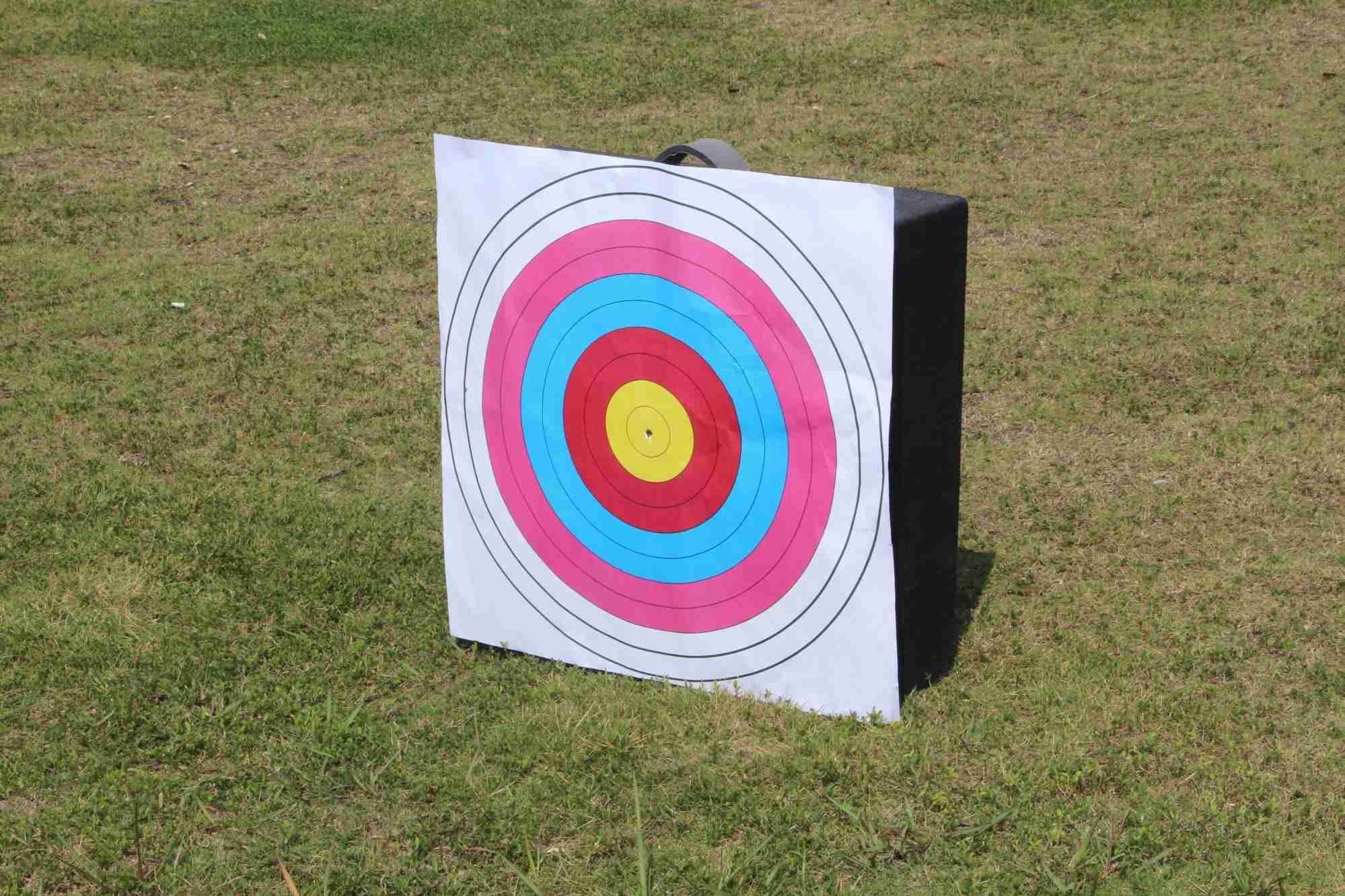 XPE手提式箭靶