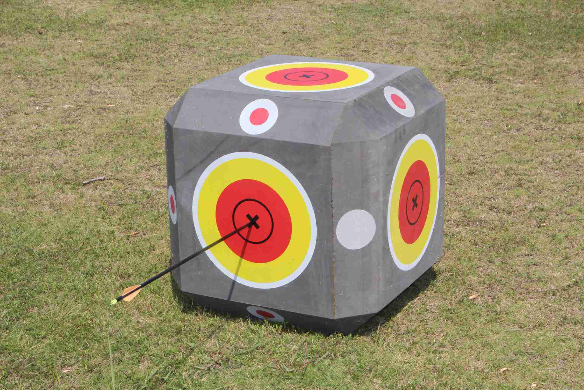 XPE便携式多面体箭靶
