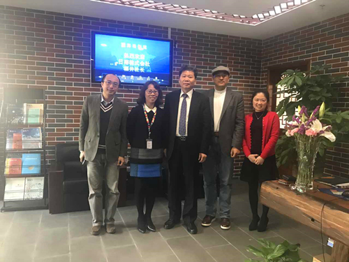 马来西亚政商界代表团来访   一周内美德新日马五批国际客人到访,海格国际合作不断深入