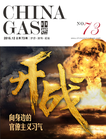 中国燃气-73期