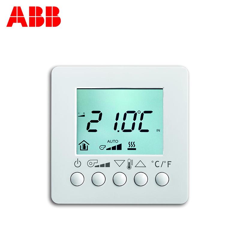 ABB i-bus®KNX 智能温控面板