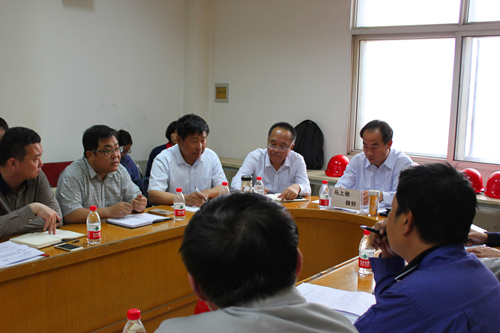 Jiayuguan Aofu Work Conference