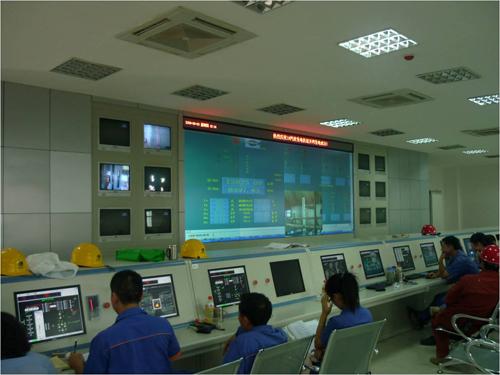 奥福25MW煤气发电项目