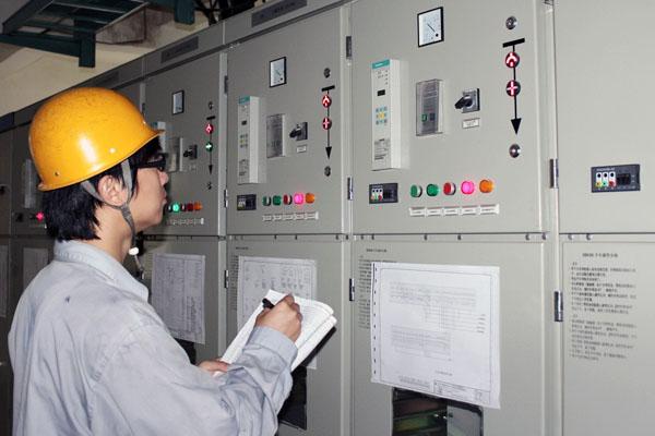 兰州奥福日产10000t余热发电项目
