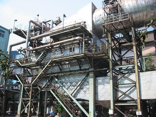 河北钢铁集团余热发电