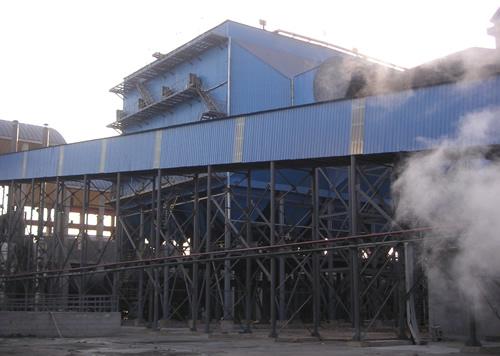 荣信钢铁360m²单室四电场静电除尘器