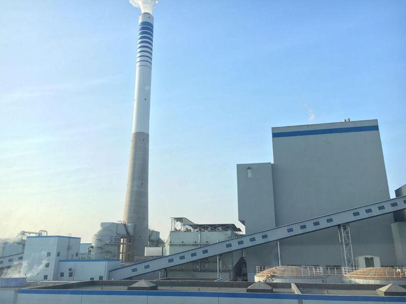 电厂超低排