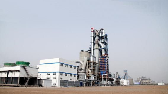 5000t/d水泥纯低温余热发电
