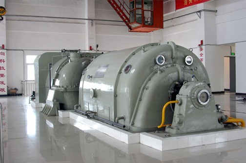 饱和蒸汽发电技术