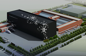 Energy efficiency-Super energy-saving cold storage and ice making technology
