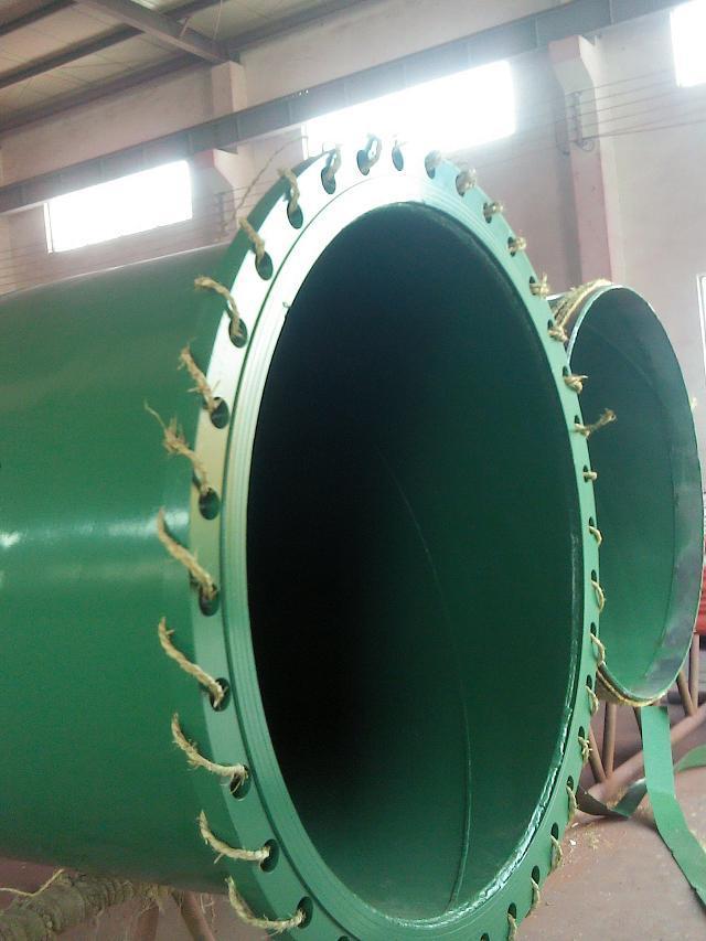 大口径涂塑钢管1