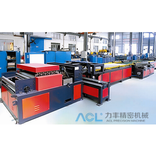 ACL Duct Manufacture Auto-line Ⅴ