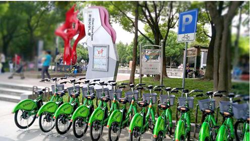 """享骑电单车首家独创""""电子围栏""""技术 助力城市管理"""