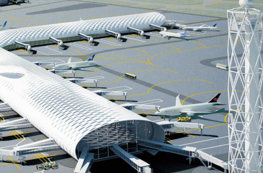 深圳机场T3航站楼