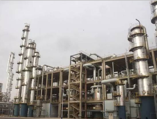 BAIER液压扳手助力阳煤集团平定化工20万吨/年乙二醇项目试车