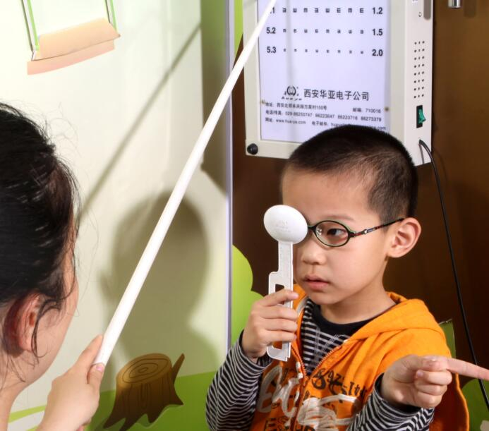 儿童弱斜视的症状和危害
