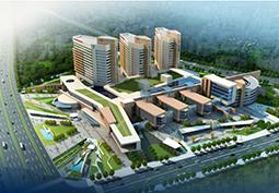 涵江医院新院址建设项目(EPC)