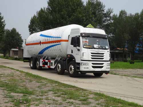 液化气体汽罐车检验