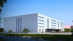 云南白药集团股份有限公司二期物流中心建设项目