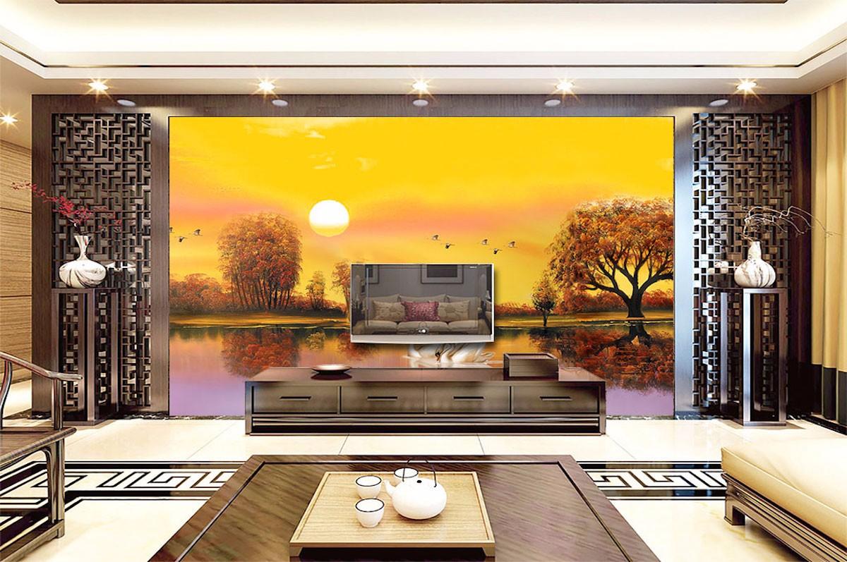 歐式壁畫OS74